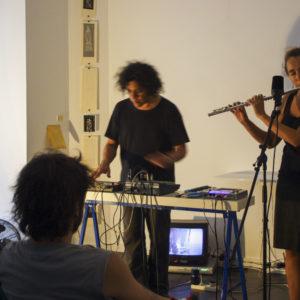 22.06.2005. Ebba Rohweder y Gregorio Kazaroff