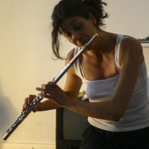 23.07.2005. Procesos I. Música improvisada Alessandra Rombolá