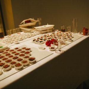 18.12.2005. Proyecto cena de Maya Watanabe