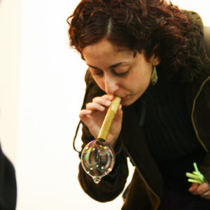 05.01.2006. Burbujas de Jabón  de Susana López