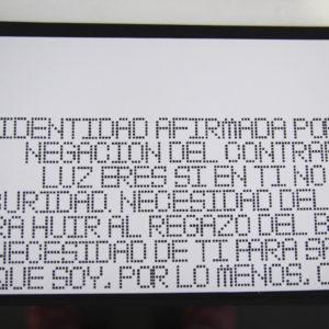 Cuaderno Claroscuro página 17