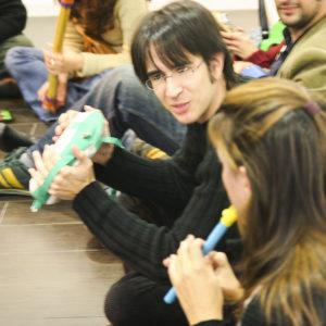 18.10.2005. Conciertillo Jam-session con instrumentos de juguete