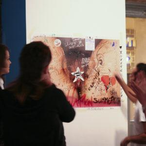 17.06.2006. Tabú acción participativa de Javier Martínez-Bueno