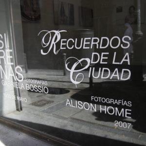 2007 – 10. Recuerdos de la ciudad