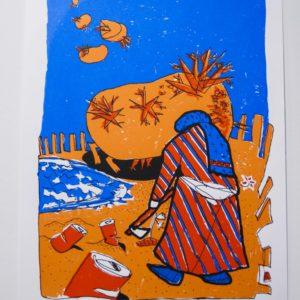 Haya patatas en la batalla/ me matas comiendo papaya/ con patas de cobaya/ en latas que hay en la playa. / Es barata esta hermosa valla, / tengo una toalla que estalla/es la talla con la que te mata/ ponte bata pa plantar un haya!