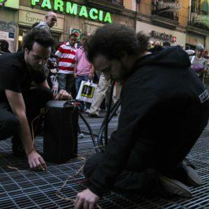 20.09.2007. #Atmósfera Sustrato Ruido: La ciudad suena