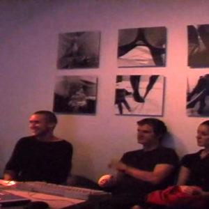 03.06.2006. Mesa redonda y presentación