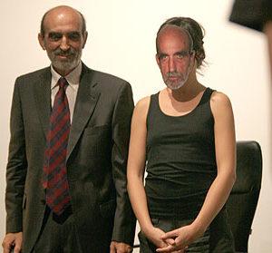 21.09.2007. Paloma Calle en colaboración con Tomás Calle con SECRET