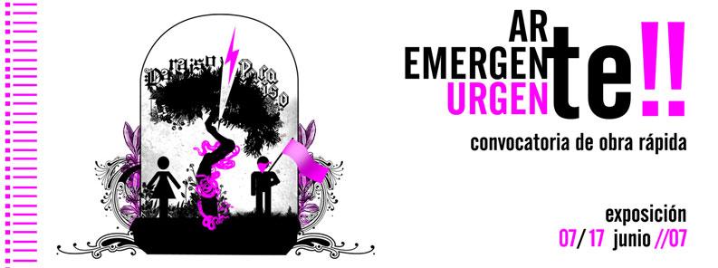 2007 – 13. Arte Emergente Urgente II