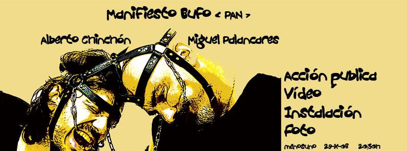 2008 – 24. Bufo Manifesto