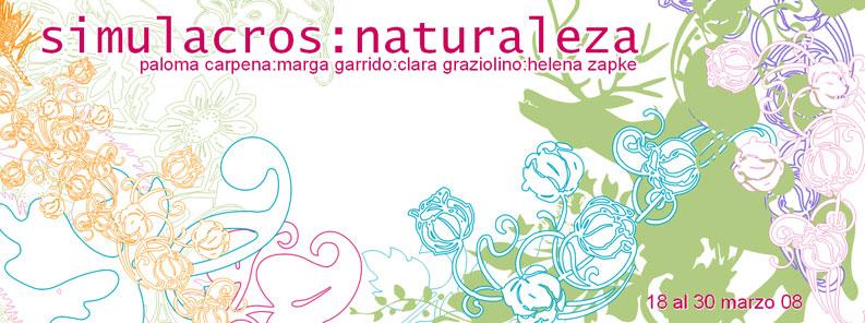 2008 – 07. Simulacros: Naturaleza