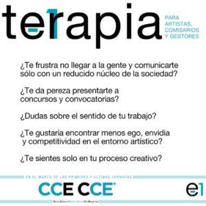 23.06.2012. CCE CCE – Terapia para artistas, comisarios y gestores