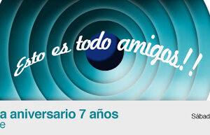 30.06.2012. CCE CCE – FIESTA 7 ANIVERSARIO!! Esto es todo amigos!!
