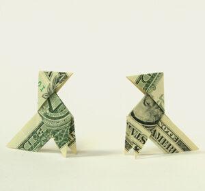 20 Formas de Doblar un Dólar