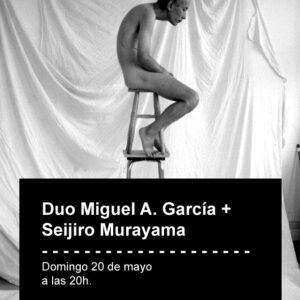 20.06.2012. Duo Miguel A. García + Seijiro Murayama