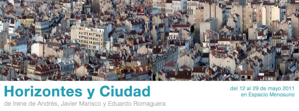 2011 – 09. Horizontes y ciudad